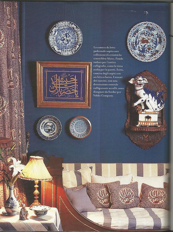 Serdar g lg n official web site for Elle decoration maison